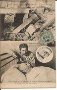 CRIME D'USSEAU PRÈS DE CHATELLERAULT ARRESTATION DE ROY -- 1905 -- - Other