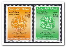 Marokko 1990, Postfris MNH, Day Of The Stamp - Marokko (1956-...)