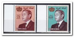 Marokko 1996, Postfris MNH, King Hasan - Marokko (1956-...)