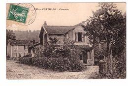 54 Val Et Chatillon Clineroche - Francia