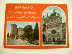 BERGAMO VIAGGIATA COME DA FOTO - Bergamo