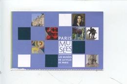 Ticket : Les Musées De La Ville De Paris - Musée D'art Moderne Medusa Bijoux Tabous - Tickets D'entrée