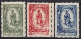Liechtenstein   .    Yvert   .    40/42         .    O     .          Gebraucht - Used Stamps