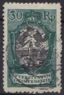 Liechtenstein   .    Yvert   .   54         .    O     .          Gebraucht - Liechtenstein