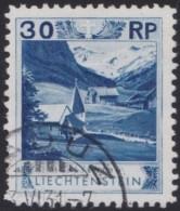 Liechtenstein   .    Yvert   .    99        .    O     .          Gebraucht - Liechtenstein