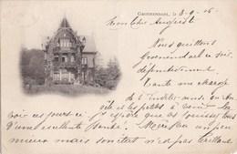 GROENENDAEL - HOEILAART - 1906 - VILLA - Hoeilaart