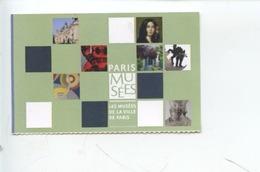 Ticket : Les Musées De La Ville De Paris - Musée D'art Moderne Balthus Derain Giacometti - Tickets D'entrée
