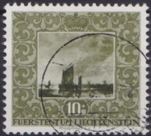 Liechtenstein   .    Yvert   .      263         .        O     .          Gebraucht - Liechtenstein