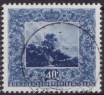 Liechtenstein   .    Yvert   .      265         .        O     .          Gebraucht - Liechtenstein