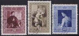 Liechtenstein   .    Yvert   .      268/270           .        O     .          Gebraucht - Liechtenstein