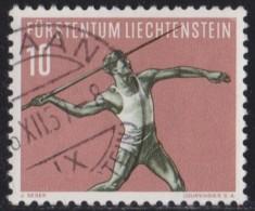 Liechtenstein   .    Yvert   .      304     .        O     .          Gebraucht - Liechtenstein
