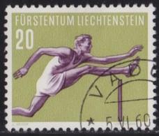 Liechtenstein   .    Yvert   .      305     .        O     .          Gebraucht - Liechtenstein