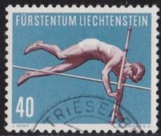 Liechtenstein   .    Yvert   .      306      .        O     .          Gebraucht - Liechtenstein