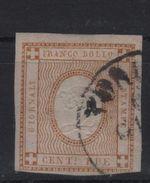 1862 2 C. Bistro US - 1861-78 Vittorio Emanuele II