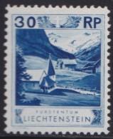 Liechtenstein   .    Yvert   .   99      .        *    .          Ungebraucht   .     /   .   Mint-hinged - Liechtenstein