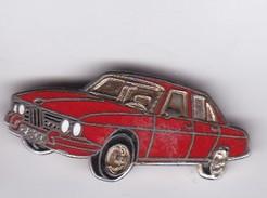 Pin's BMW ROUGE - BMW