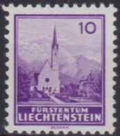 Liechtenstein   .    Yvert   .    125     .        **    .    Postfrisch   .     /   .   MNH - Ungebraucht