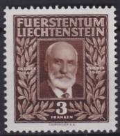 Liechtenstein   .    Yvert   .    166        .        **    .    Postfrisch   .     /   .   MNH - Ungebraucht