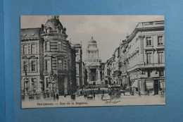 Bruxelles Rue De La Régence - Avenues, Boulevards