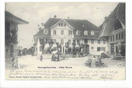 17752 - Herzogenbuchsee Hôtel Sonne - BE Berne