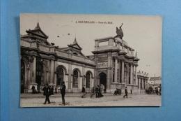 Bruxelles Gare Du Midi - Chemins De Fer, Gares