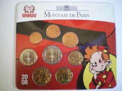 France Mini Set 70 Ans De Spirou - France