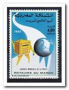 Marokko 1993, Postfris MNH, World Post Day - Marokko (1956-...)