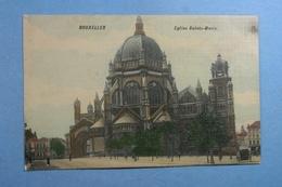 Bruxelles Eglise Sainte-Marie - Monumenten, Gebouwen