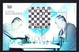 Argentina 2011 Sports Souvenir: Chess - Argentina