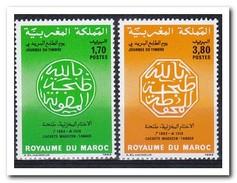 Marokko 1993, Postfris MNH, Day Of The Stamp - Marokko (1956-...)