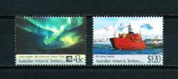 Antártida Australiana  Nº Yvert  88/9  En Nuevo - Territorio Antártico Australiano (AAT)