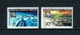 Antártida Australiana  Nº Yvert  19/20  En Nuevo - Territorio Antártico Australiano (AAT)
