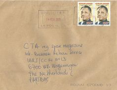 Gabon 2013 Libreville President Deng Xiaoping Cover - Gabon (1960-...)