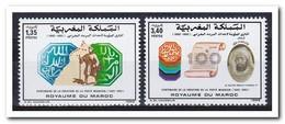Marokko 1992, Postfris MNH, Foundation Of Maghzenpost - Marokko (1956-...)
