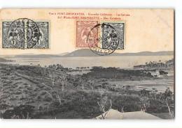 CPA Nouvelle Caledonie Les Salines Port Despointes - Nouvelle Calédonie