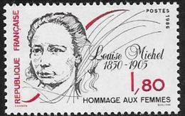 TIMBRE  N° 2408  FRANCE - NEUF -  HOMMAGE AUX FEMMES -  1986 - - France