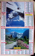 Almanach Du Facteur 1996 - Paysages - Calendriers