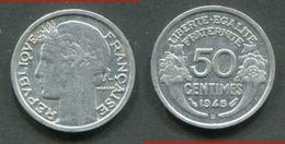 50 CENTIMES MORLON 1945 B TTB - G. 50 Centimes