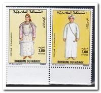 Marokko 1991, Postfris MNH, Costums - Marokko (1956-...)