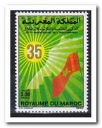 Marokko 1990, Postfris MNH, Anniversary Of Independence - Marokko (1956-...)
