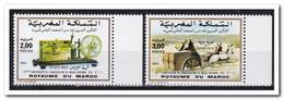 Marokko 1990, Postfris MNH, Post Museum - Marokko (1956-...)