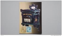 Luxemburg Mi 921 Maximumkarte MK/MC, SST 19.6.1984 Postmuseum, Großherzog Jean Von Luxemburg - Cartes Maximum