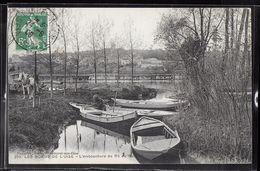 CPA 95 - Beaumont-sur-Oise, L'embouchure Du Rû Du Bois - Beaumont Sur Oise
