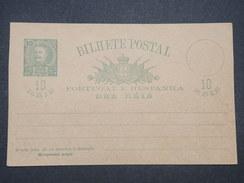 PORTUGAL - PONTA DELGADA - Entier Postal Non Voyagé - L 9911 - Ponta Delgada