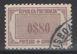 Portugal - YT Taxe 56 Oblitéré - Port Dû (Taxe)