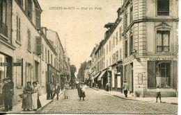 N°56852 -cpa Choisy Le Roi -rue Du Pont- - Choisy Le Roi