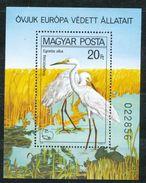 """UNGARN - Mi.Nr.  3457   Block  146  -  Postfrisch     Europäische Naturschutzkampagne """"Schutz Des Lebens Und Der Natürli - Ungarn"""