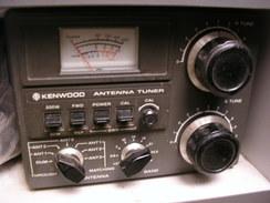 RFRA152 PSK PACKET BBS CW HAM RADIO SSB G5RV KENWOOD ANTENNA TUNER AT 230 - Apparatus