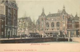 Pays-Bas - Amsterdam - Leidsche Plein - Kleuren Lichtdruk S. Bakker Jz. Koog-Zaandijk N° 1470 - Amsterdam