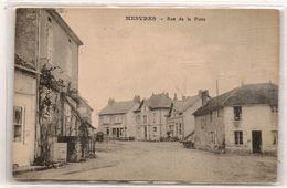 Mesvres - Rue De La Poste -  CPA° - France